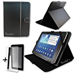 Black PU Leather Case & Stand for Smart918 Colorfly CT972 Q.Cosy 9.7