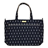 Ju-Ju-Be Legacy Nautical Collection Super Be Zippered Tote Changing Bag (The Admiral)