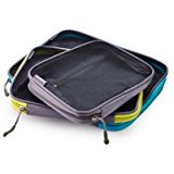 Travelon Zipped Mesh Holiday Travel Packing Cases Storage Squares x 3