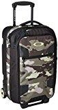 Oakley Long Weekend Cabin Trolley Suitcase with Wheels, unisex, Long Weekend, Olive Camo, 40 L