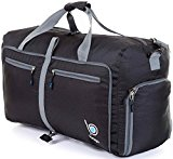 Bago Duffle Bag For Travel Luggage Gym Sport Camping - Lightweight Foldable Into Itself Duffel 27