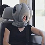 generic Soft Ostrich Rest Pillows Headrest Sleeping Helper by Generic