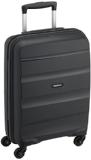 American Tourister Bon Air 4 Wheel Suitcase, 55 cm, 31.5L, Black