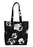 HotStyle Women's Floral Pattern Shopper Tote Shoulder Bag