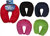 Soft Deluxe Neck Cushion Pillow For Adults For Travel in Comfort