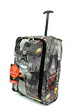 Super Lightweight Cabin Approved Luggage Travel Wheelie Bag suitcase Trolley Cabin Approved Case 50x40x20 Easyjet Ryanair (London)