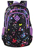 Coofit Backpacks for Girls School Bags Casual Daypacks Travel Bag