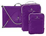Eagle Creek Pack It Specter Starter Set , Grape,  3pc Set