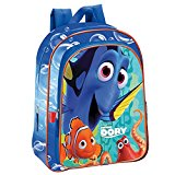 Disney 37 cm Pixar Finding Dory Ocean Backpack (Blue)