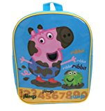 Peppa Pig George Plain Value Backpack