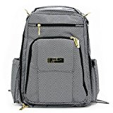 Ju-Ju-Be Legacy Collection Be Right Back Backpack Changing Bag (The Queen of Nile)