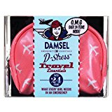 Danielle Creations Damsel in D-Stress Travel Kit, Coral Planes
