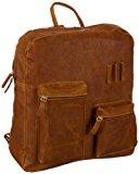 Bugatti  Go West Rucksack Backpack Handbags Womens  Brown(Cognac) Size: 36x39x13 cm (B x H x T)