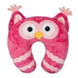 Aroma Home Owl Soft Neck Pillow