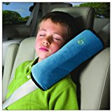 KooPower Car Safety Seat Belts Pad Pillow Cushion for Children Kids Blue