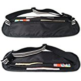 Travel Money Belt for Security Pouch Zipped Passport Cash Money Holiday Security - With Mesh Inlay to allow the Skin to Breathe and aid Comfortable Wearing