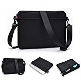 Kroo Laptop Shoulder Bag for Microsoft Surface Pro 3,Compatible with most Devices up to 12.6