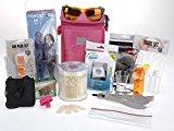 Festival Travel Kit - Cool Bag Containing All the Important Kit for Festival Goers.