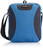 Samsonite Messenger Bag Wander Packs Tablet Cross-Over, Blue/ Bluish Grey (Blue) 59992 4285