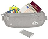 Ody Travel Gear Quality Hidden RFID Money Belt Waist Passport Holder For Women & Men 100% NO QUESTIONS ASKED MONEY BACK LIFETIME GUARANTEE