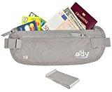 Ody Travel Gear Quality Hidden RFID Money Belt Waist Passport Holder For Women & Men 100% NO QUESTIONS ASKED MONEY BACK LIFETIME GUARANTEE