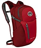 Osprey Daylite Plus Backpack, Red, One Size