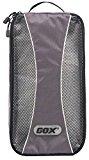 Shoe Box, GOX Premium 420D Nylon Portable Shoe Box Bag Storage / Luggage Packing Cubes / Travel Organizers with Hook (Grey)
