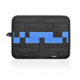 Electronics Accessories Organizer,Ugreen Travel Management Board, Travel Gear Organiserwith 30*21cm for Electronic Gadgets, Chargers and Cables,USB Drive etc.