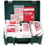 Ezy-Aid HSE Compliant Home, Travel and Workplace First Aid Kit for 1 - 10 Persons