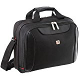 Gino Ferrari Helios 16'' Laptop Messenger Bag (Black)