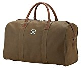 HAUPTSTADTKOFFER - Tiergarten - Travel bag soft brown, 55 cm, 48 Liters