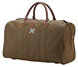 HAUPTSTADTKOFFER - Tiergarten - Travel bag soft brown, 55 cm, 48 Liters