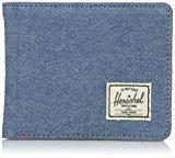 Herschel Supply Co Hank Wallet (Denim/Leather)