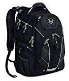The New High Sierra Elite Business Back Pack (Stealth Black)