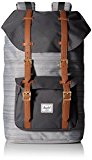 Herschel Supply Co. Little America Rugzak multi crosshatch/dark shadow