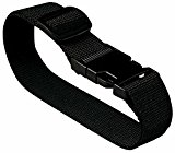 Lewis N Clark Add a Bag Luggage Straps (Pack of 3), Black