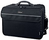 Lightpak - 46075 CORNICHE - business case for 17 inch laptop, nylon, black