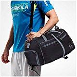 Travel Duffel Bag, Vitalismo Foldable Storage Luggage Bag Sports Bag Tearproof