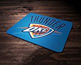 OKLAHOMA CITY THUNDER OKC MOUSE PAD NBA BASKETBALL PC LAPTOP MOUSE MAT