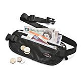 Money Belt - Redvers RFID Travel Money Pouch, Valuables Safe + Hidden -MONEY BACK GUARANTEE- The Best Money Belt / Travel Wallet for Security - Running Belt - Passport + Money Wallet for Women and Men