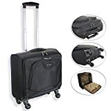 Wheeled Laptop Briefcase Business Office Bag Trolley Case Travel Cabin Luggage RL207-4