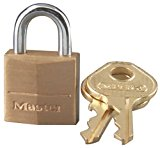 Master Lock 120D Brass Padlock by Master Lock