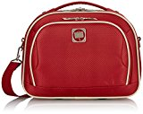 HAUPTSTADTKOFFER  Luggage Cosmetic Cases, 33 cm, 9 L, Red