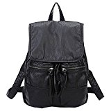 Women¡äs Backpack Travel PU Leather Handbag Rucksack Shoulder School Bag