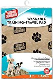 Simple Solution Washable Travel and Training Pad for Large Dogs