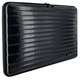 4WORLD HC Slim Case for 15.6 inch Notebook - Black