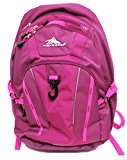 High Sierra Riprap Lifestyle Backpack-Pink