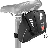 Altura Speed LED Seatpack - Black, Large