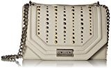 Nine West Internal Affairs Women Ivory Shoulder Bag