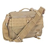 5.11 Tactical Rush Delivery MIKE Messenger Style Bag, Sandstone